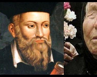 Nostradamus și Baba Vanga au avut aceeași viziune! Ce urmează să se întâmple cu oamenii...