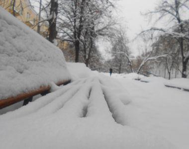 ANM, anunț oficial despre începutul iernii. Ce ne așteaptă în luna decembrie