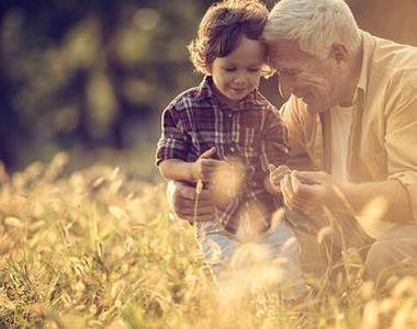 Povestea șocantă a bunicului care a murit în timp ce își plimba nepotul prin parc