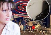 """Clipe dramatice pentru Irina Radu! Fosta șefă a TVR a fost prinsă de cutremur în Albania! """"Cum se vede, avem ceva stricăciuni!"""" FOTO"""