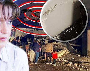 Clipe dramatice pentru Irina Radu! Fosta șefă a TVR a fost prinsă de cutremur în...