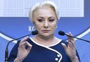 VIDEO | Viorica Dăncilă a demisionat de la conducerea PSD. Marcel Ciolacu este preşedinte interimar