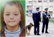 Fetița de 10 ani din Botoșani care nu a mai ajuns acasă după cursuri, găsită teafără