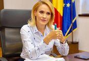 Gabriela Firea: Nu sunt interesată să fiu președintele PSD