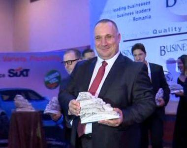 VIDEO | Ugur Yesil, omul de afaceri al anului. Performanța Kanal D, recunoscută