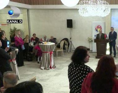 VIDEO | Sărbătoarea profesorilor turci