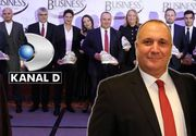 VIDEO | Ugur Yesil, CEO si Executive Board Member Kanal D, a fost desemnat CEO-ul anului in cadrul Galei Business Arena Awards for Excellence 2019
