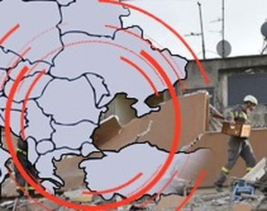 VIDEO | Pericol mare de cutremur în Balcani! Sesimele din Albania și Grecia ar putea fi...