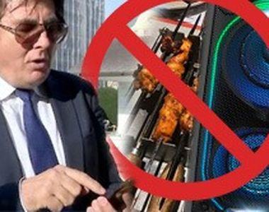 VIDEO | Nicolae Robu revine cu explicații. De ce a interzis manelele și grătarele