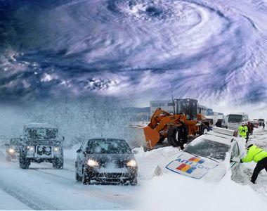 Vortexul polar lovește România! Ninsori, îngheț și fenomene meteorologice extreme