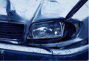 Braşov: Patru pietoni au fost loviţi de o maşină care a intrat pe trotuar