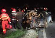 Un angajat al bazei NATO de la Deveselu a murit într-un grav accident rutier