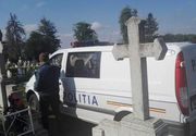 Caz șocant în Botoșani. Trădat în dragoste, un bărbat a vadalizat mormântul soţului unei femei