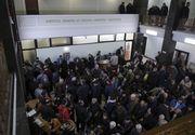 VIDEO | Sute de persoane, la sediul ÎCCJ, la primul termen în Dosarul Revoluţiei. Ion Iliescu nu s-a prezentat la instanţă