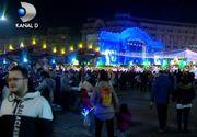 VIDEO   Ce spun bucureștenii despre Târgul de Crăciun din Capitală