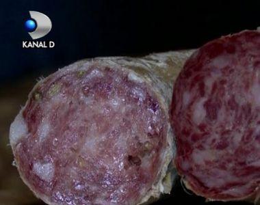 VIDEO | Mezeluri românești cu gust italienesc. Care sunt prețurile