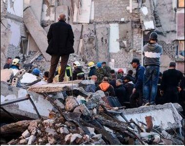 Cutremurul din Albania: Printre cele 50 de victime ale calamității se numără și...