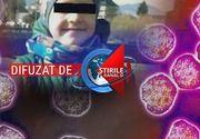 VIDEO | Moarte suspectă a unui copil bolnav de varicelă. Cum a fost posibilă tragedia. Explicațiile părinților îndurerați