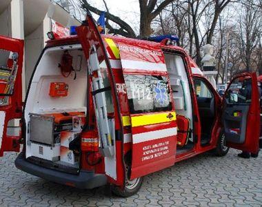 Incident în Sibiu. Un tânăr băut la volan a accidentat grav doi pietoni