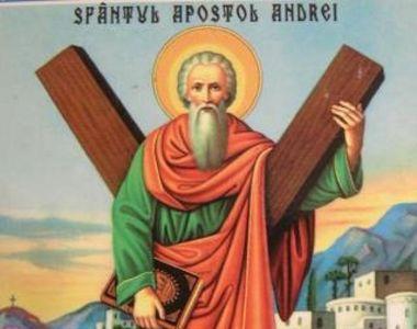 Rugăciune Sfântul Andrei. Ce să rostești sâmbătă pentru a fi ferit de necazuri