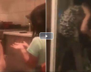 """Copilă de 6 ani din Brașov, lovită și batjocorită de mamă:""""Te rog eu mamă, nu mai..."""