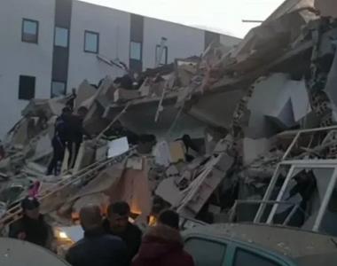Operaţiunile de salvare după cutremurul din Albania s-au încheiat. Bilanţul seismului:...