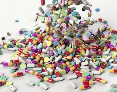 România campioană la consumul de antibiotice
