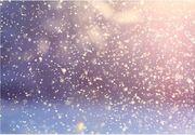 Ninsorile și-au făcut apariția în prima zi de iarnă. Meteorologii, avertizări de ultimă oră