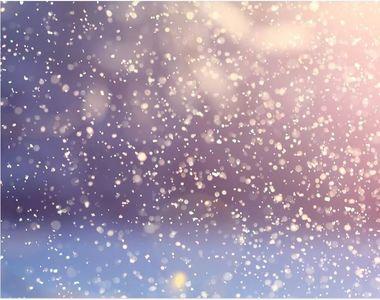 Ninsorile și-au făcut apariția în prima zi de iarnă. Meteorologii, avertizări de ultimă...
