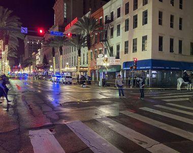 SUA: 11 răniţi într-un atac în New Orleans