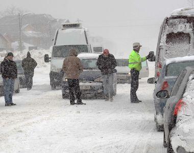 Vine iarna! Anunțul de ultimă oră al meteorologilor. Unde va ninge în următoarele ore