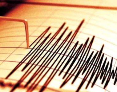 Cutremur cu magnitudinea 3,6, în judeţul Buzău