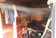 Incendiu la o casă din Constanța: un bărbat a fost găsit carbonizat în locuință