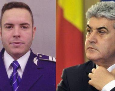 Începe judecata morții polițistului Bogdan Gigină. Gabriel Oprea este acuzat de ucidere...