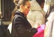 VIDEO | Jennifer Lopez, la vânătoare de reduceri în magazinele de haine