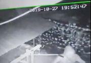 Galați: Polițiștii caută de mai bine de o lună un hoț care a furat bunuri de 10.000 de euro, deși autorul a fost surprins de camerele de supraveghere
