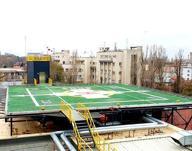 "A fost inaugurat cel mai modern heliport medical din România! ""La Spitalul Universitar..."