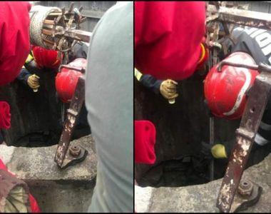O tânără din Suceava a fost scoasă dintr-o fântână de 28 de metri