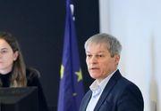 """Dacian Cioloș: """"Seninătatea doamnei ministru al Educației, Monica Anisie, ne dă fiori. Sistemul de educație din România nu e în stare să formeze tineri capabili să se descurce în situații concrete de viață"""""""