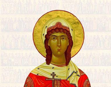 Sărbătoare în rândul creștinilor, miercuri, 4 decembrie. Sfânta Fecioară prăznuită în...