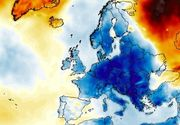 Meteorologii anunță temperaturi cumplite! Mai multe zone din România, lovite de un val polar puternic