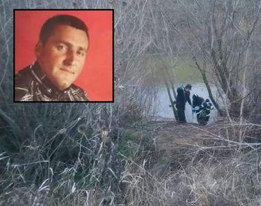 Bărbat găsit mort pe râul Bârlad, după ce a dispărut misterios de Sf. Andrei, chiar de...