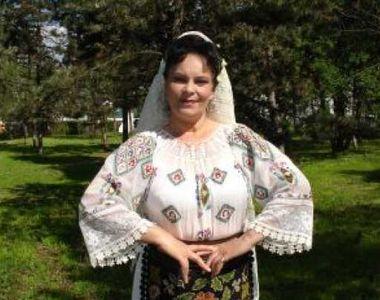"""A murit Ileana Bacîtea, fostă solistă a Ansamblului folcloric """"Doina Gorjului"""""""