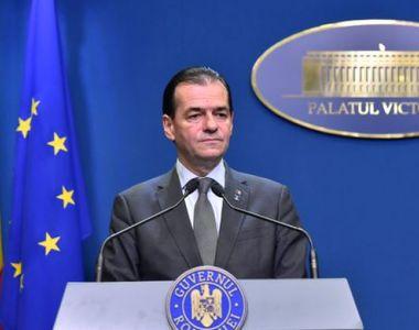 Declaraţia de avere a premierului Ludovic Orban: O casă de vacanţă deţinută împreună cu...