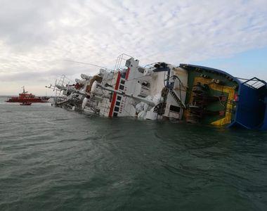 Administraţia Porturilor Maritime Constanţa a anunţat că a recuperat toate cadavrele de...