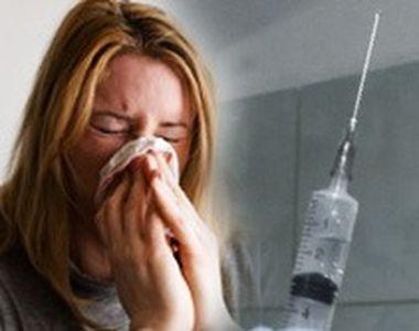 VIDEO | Primul caz de gripă confirmat oficial. Dozele de vaccin sunt de negăsit