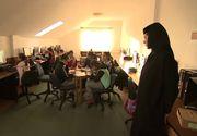 Povestea impresionantă a Maicii Ecaterina, fostă gimnastă și economistă!  Are în grijă 126 de copii