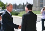 Preşedintele Klaus Iohannis, întâlnire cu premierul, vicepremierul şi miniştrii Muncii, Mediului şi Tineretului şi Sportului