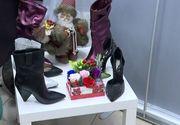 VIDEO | Cadouri de Moș Nicolae. Copiii, dar și adulții vor încălțăminte nouă