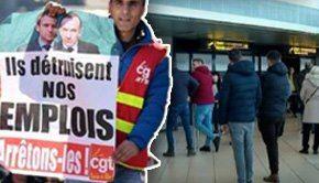 VIDEO | Franța, blocată de greve și proteste. Efectele se resimt pe aeroporturile din România